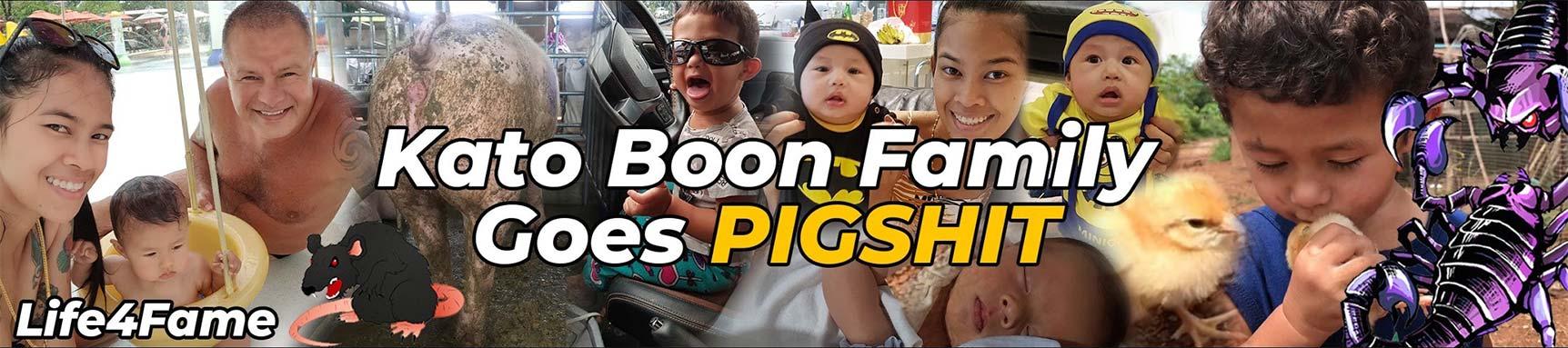 Kato Boon Family